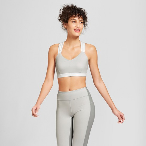 3311843a9a Women s Comfort Twist Strap Sports Bra - JoyLab™   Target