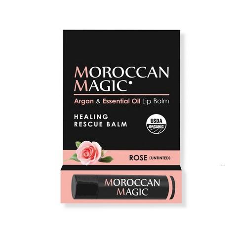 Moroccan Magic Organic Lip Balm - Rose - 0.15oz - image 1 of 1