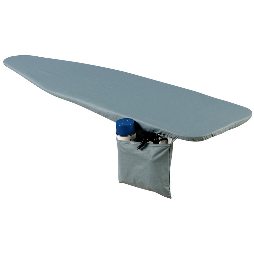 Household Essentials Ironing Board Cover Blue Silicone