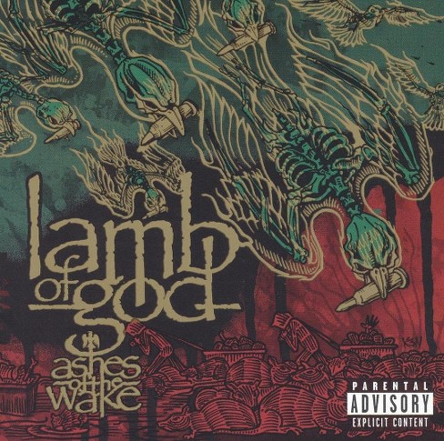 Lamb Of God - Ashes Of The Wake (CD) - image 1 of 1