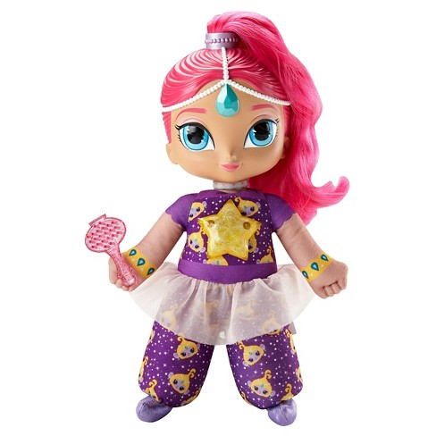 Fisher-Price Shimmer and Shine Bedtime Wishes Shimmer Doll - image 1 of 4