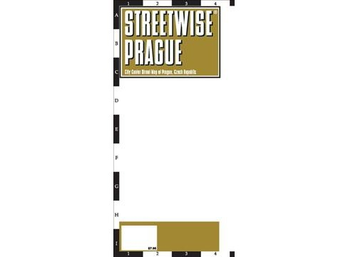 Streetwise Chicago Map.Streetwise Prague Map City Center Street Map Of Target