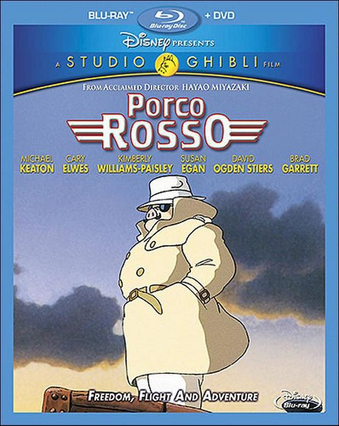 Porco Rosso [2 Discs] [Blu-ray/DVD] - image 1 of 1