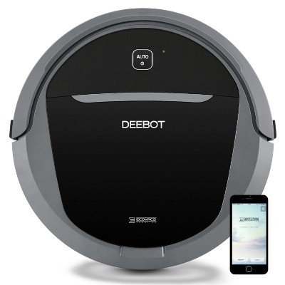 Ecovacs DEEBOT M81Pro Multi-Surface Robotic Vacuum Cleaner with Amazon Alexa