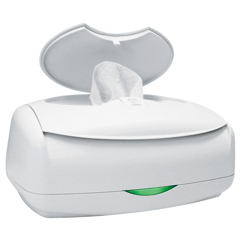 Image of Prince Lionheart The Ultimate Wipes Warmer, White