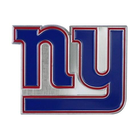 NFL New York Giants 3D Metal Emblem - image 1 of 3