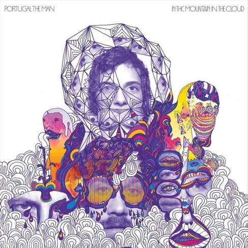 Portugal the man - Mountain in the cloud (Vinyl) - image 1 of 1
