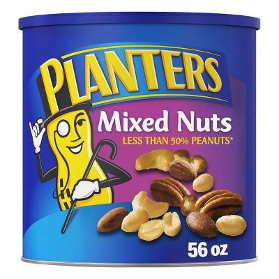 Planters Jumbo Mixed Nuts - 56oz