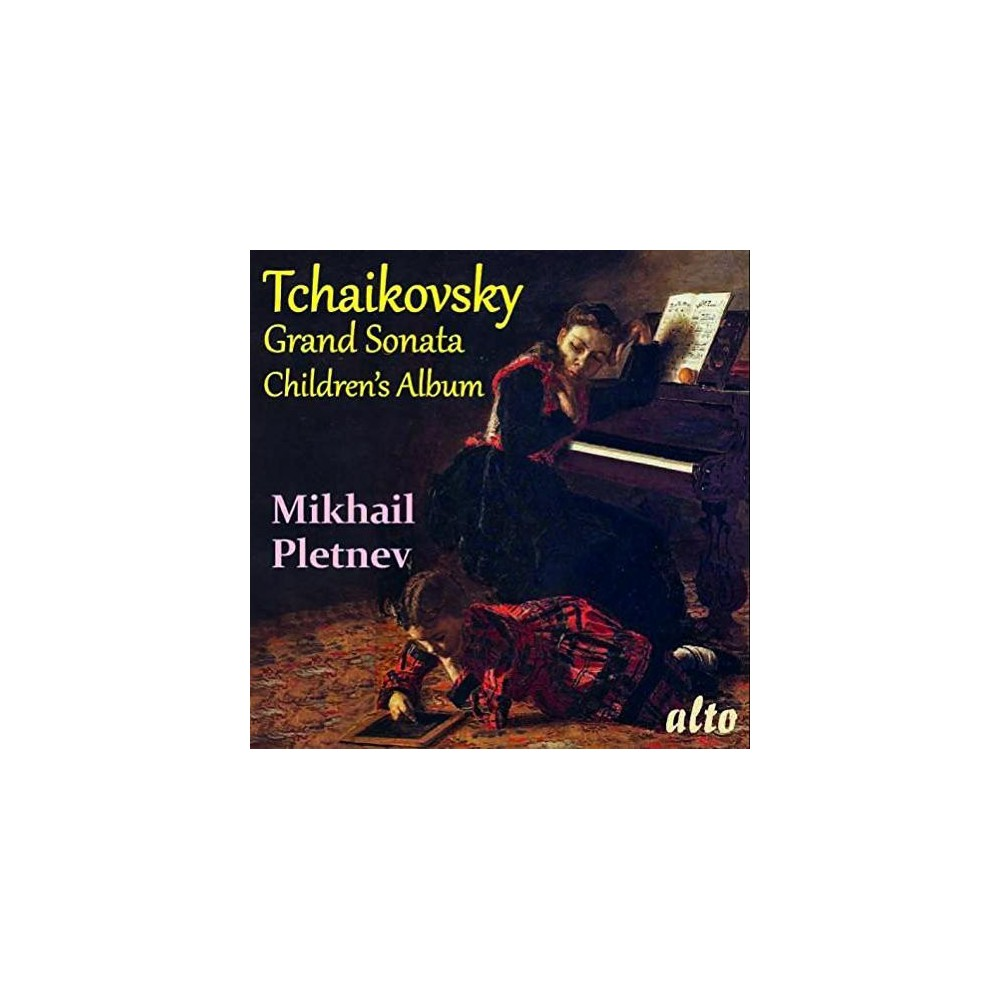 Mikhail Pletnev - Grand Sonata In G Major & Children's (CD)