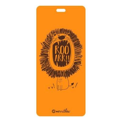 Merrithew Big Kitty Kids' Eco Yoga Mat - Orange (4mm)