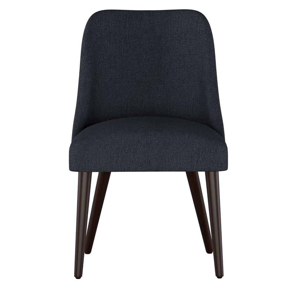Geller Modern Dining Chair Dark Blue - Project 62