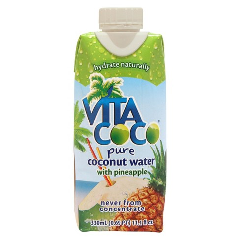Vita Coco® Pure Coconut Water with Pineapple - 11.1oz - image 1 of 3