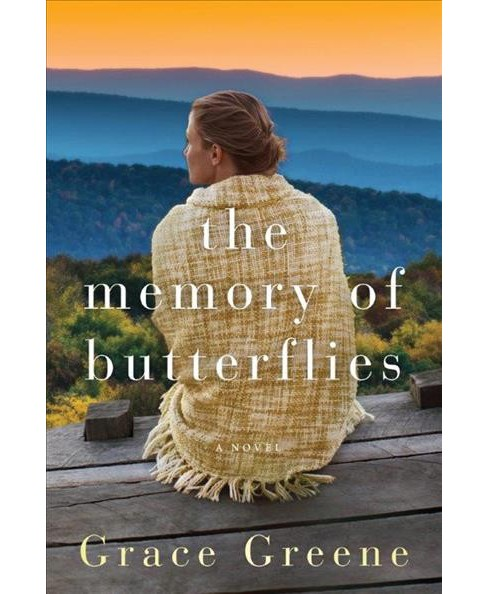 Memory of Butterflies -  by Grace Greene (Paperback) - image 1 of 1