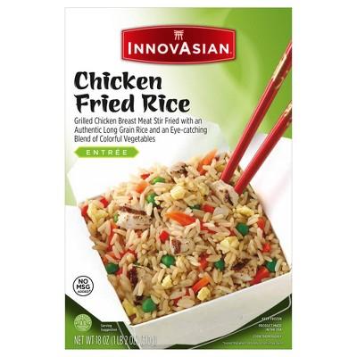 InnovAsian Frozen Chicken Fried Rice - 18oz