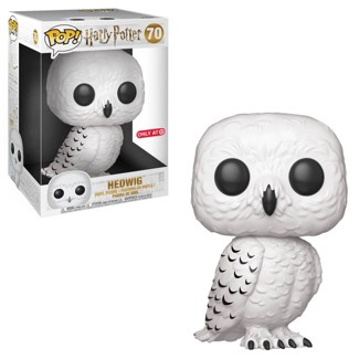 "Funko POP! Movies: Harry Potter - 10"" Hedwig (Target Exclusive)"