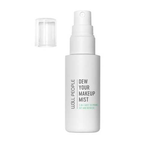 W3LL PEOPLE Dew Your Makeup Setting Mist - Clear - 1.92 fl oz - image 1 of 4