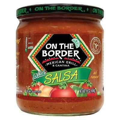 Salsas & Dips: On the Border Salsa