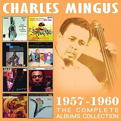 Charles Mingus - Complete Albums Collection:57-60 (CD) - image 1 of 1