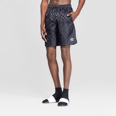 Umbro Mens Classic Checkerboard Shorts