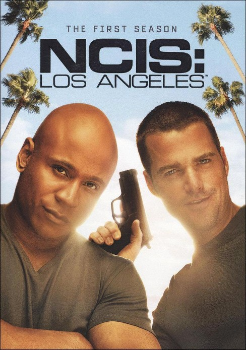 NCIS: Los Angeles - The First Season (6 Discs) (dvd_video) - image 1 of 1