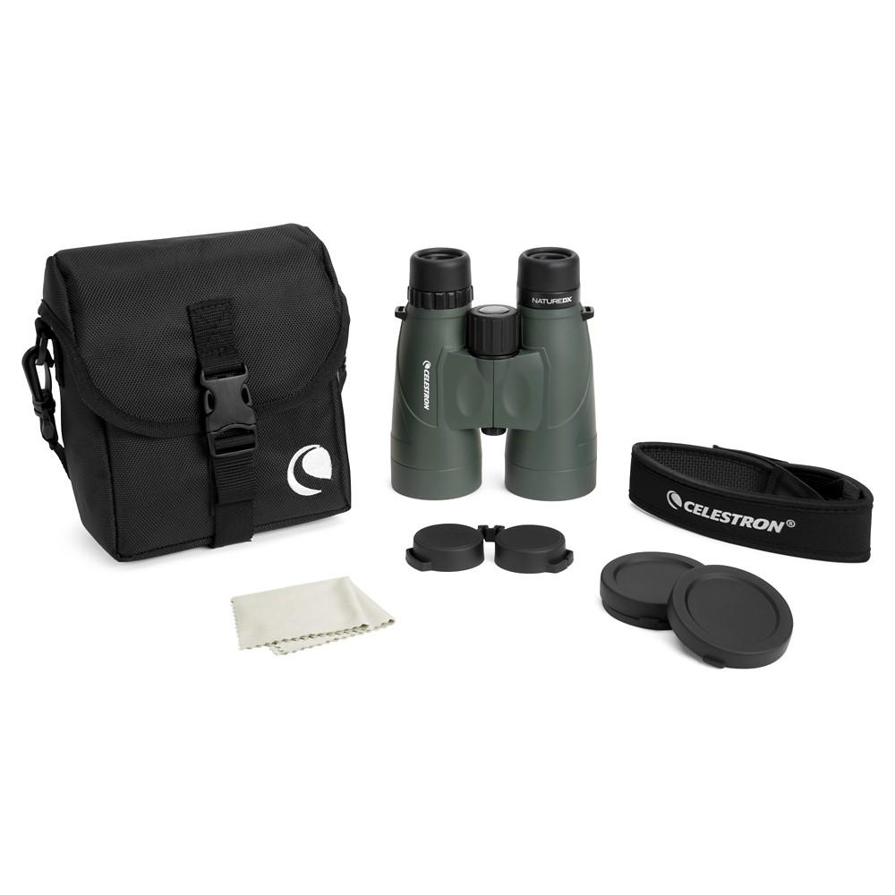 Celestron Nature DX 12x56 Binoculars, Green