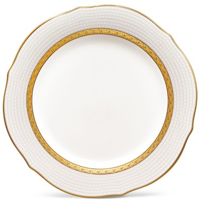 Noritake Charlotta Gold Accent Plate