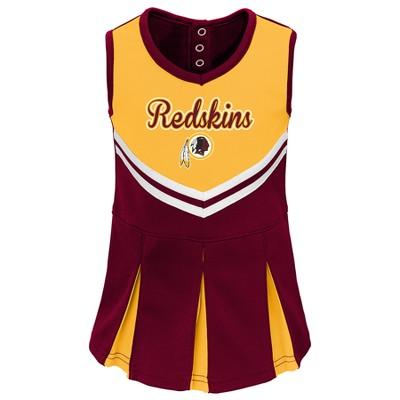 huge selection of 95759 22299 NFL Washington Redskins Infant/ Toddler In The Spirit Cheer ...