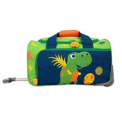 J World Kids' Rolling Duffel Bag