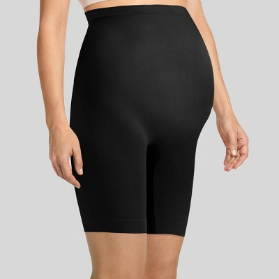 Jockey Generation™ High-Waist Maternity Slipshort - Black S/M