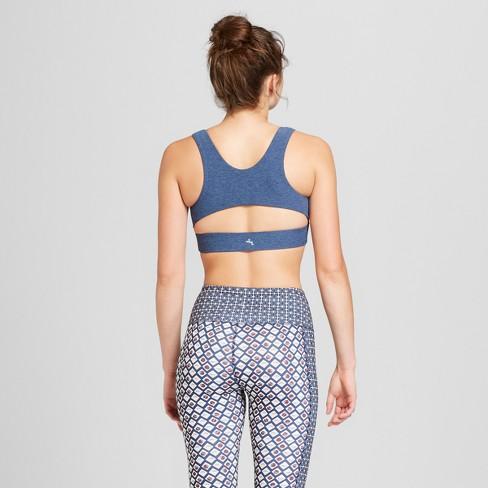 82ce90c63344a Women s Comfort V-Neck Wrap Sports Bra - JoyLab™   Target