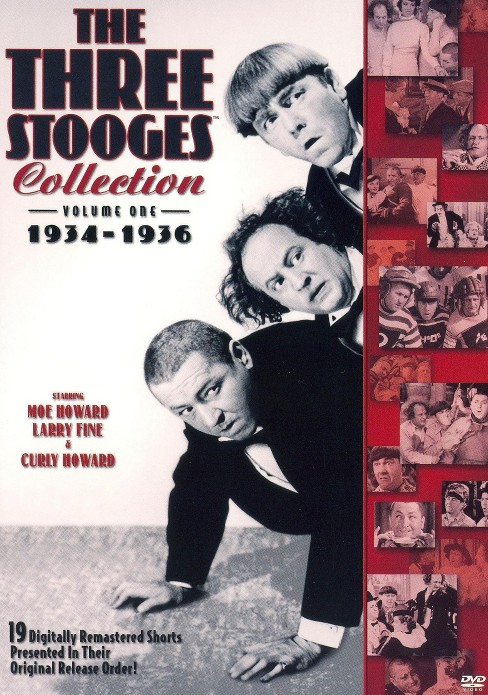 The Three Stooges Collection 1934-1936 [2 Discs] - image 1 of 1