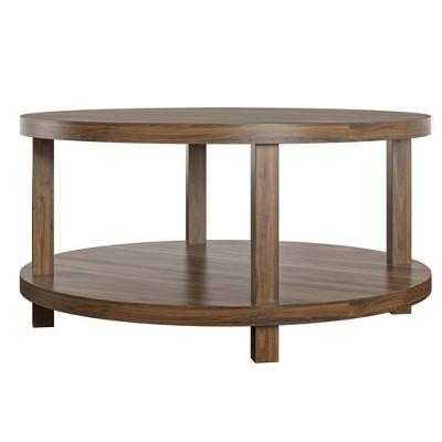 Oakdale Coffee Table Walnut - Novogratz