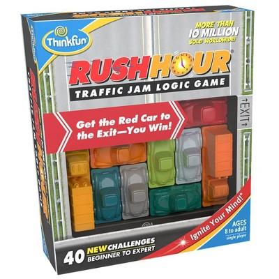 Thinkfun Rush Hour Travel Board Game