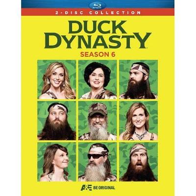 Duck Dynasty: Season 6 (Blu-ray)(2014)