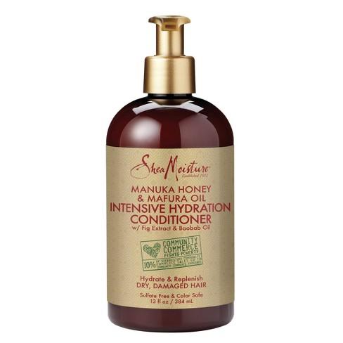 SheaMoisture Manuka Honey & Mafura Oil Intensive Hydration Hair Conditioner - 13 fl oz - image 1 of 4