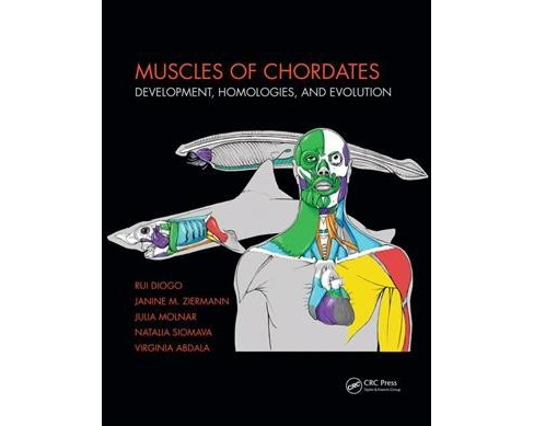Muscles of Chordates : Development, Homologies, and Evolution -  (Paperback) - image 1 of 1
