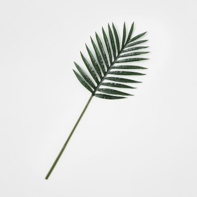 """28"""" Artificial Faux Palm Stem - Threshold™"""