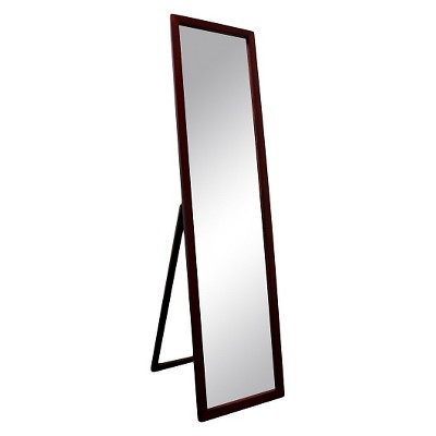 Floor Mirror Brown - Ore International