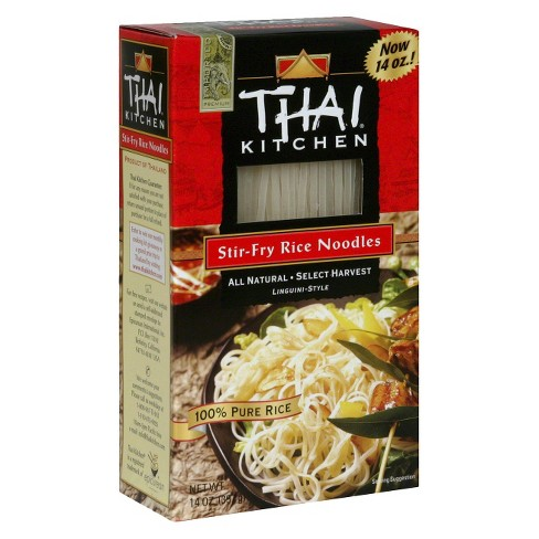 Thai Kitchen Stir Fry Rice Noodles 14 Oz