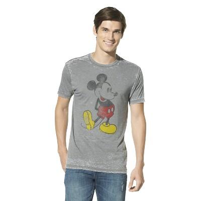 42a9d1d0a94 Men s Mickey Mouse T-Shirt - Gray