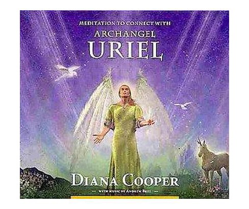 Meditation to Connect With Archangel Uriel (CD/Spoken Word) (Diana Cooper) - image 1 of 1