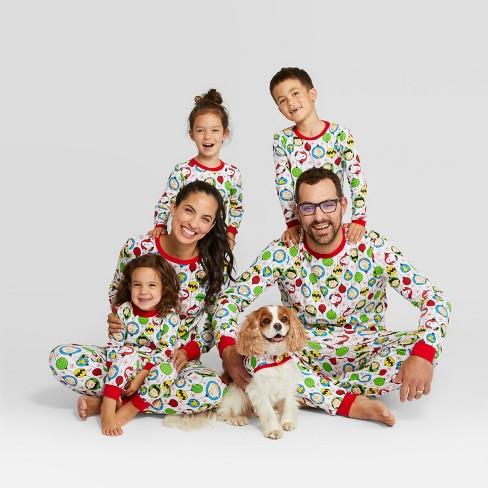 9f6c2eaf7d Men s Peanuts Holiday Pajama Set - White 2XL   Target