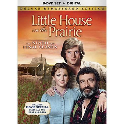 948b98c72a58 Little House On The Prairie - Season 9 (DVD)   Target