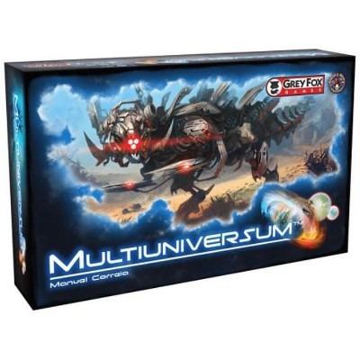Multiuniversum (2nd Edition) Board Game