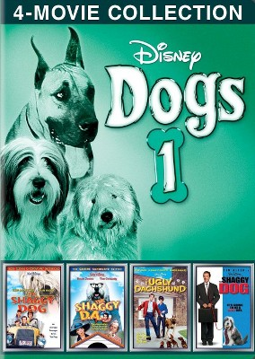Disney Dogs 1: 4-Movie Collection (DVD)
