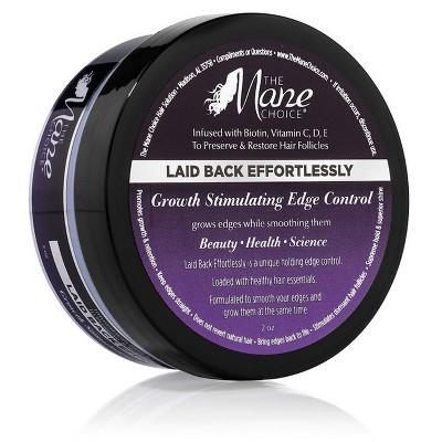 The Mane Choice Growth Stimulating Edge Control - 2oz