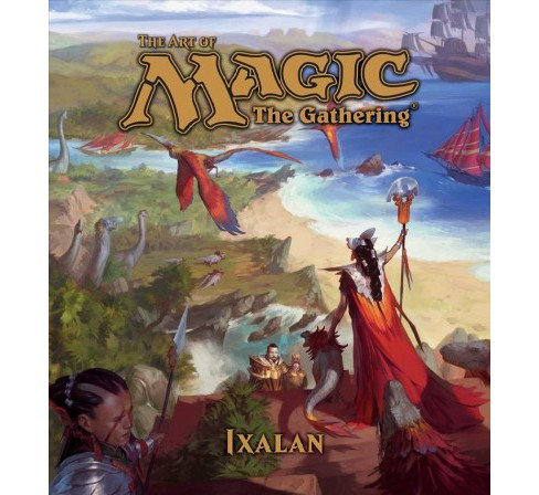 Ixalan (Hardcover) (James Wyatt) - image 1 of 1