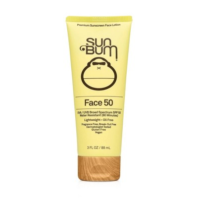 Sun Bum Face Lotion - 3 fl oz