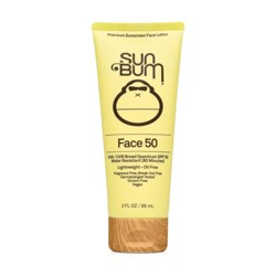 Sun Bum Sunscreen Face Lotion - SPF 50 - 3 fl oz