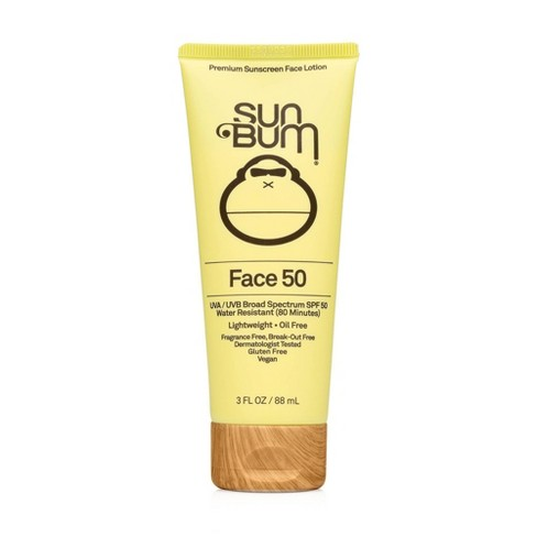 Sun Bum Sunscreen Face Lotion - SPF 50 - 3 fl oz - image 1 of 4